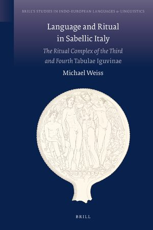 Cover Language and Ritual in Sabellic Italy