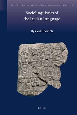 Cover Sociolinguistics of the Luvian Language