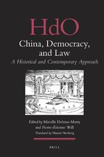 Cover China, Democracy, and Law