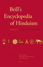 Cover Brill's Encyclopedia of Hinduism. Volume Two