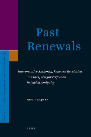 Cover Past Renewals