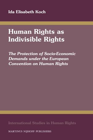 Cover Human Rights as Indivisible Rights