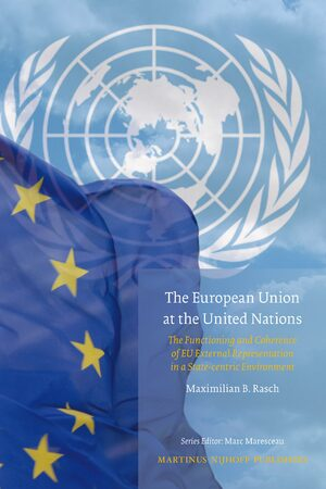 Cover The European Union at the United Nations