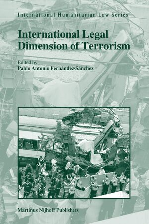 Cover International Legal Dimension of Terrorism