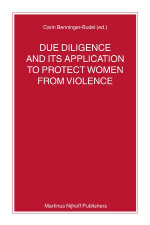 Cover Due Diligence and Its Application to Protect Women from Violence