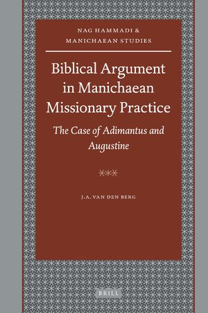 Cover Biblical Argument in Manichaean Missionary Practice