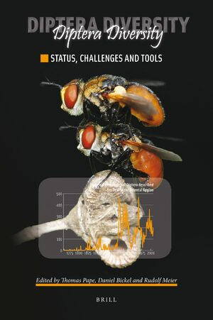 Cover Diptera Diversity: Status, Challenges and Tools