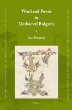 Cover Word and Power in Mediaeval Bulgaria