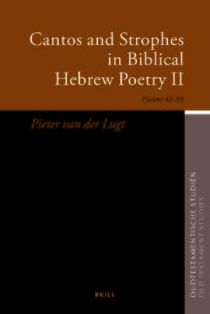 Cover Cantos and Strophes in Biblical Hebrew Poetry II