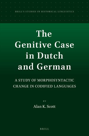 Cover The Genitive Case in Dutch and German