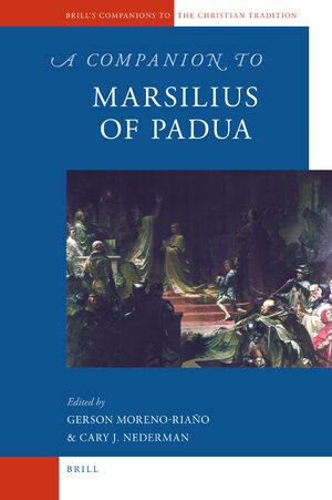 Cover A Companion to Marsilius of Padua