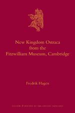Cover New Kingdom Ostraca from the Fitzwilliam Museum, Cambridge