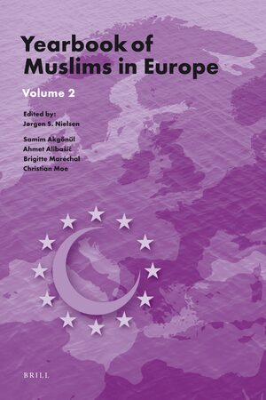 Cover Yearbook of Muslims in Europe, Volume 2