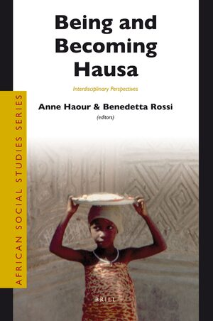 Cover Being and Becoming Hausa