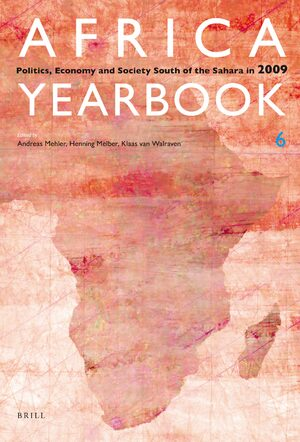 Cover Africa Yearbook Volume 6