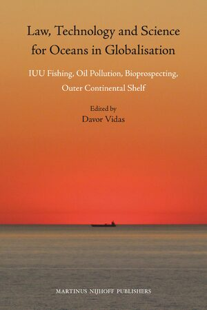 Cover Law, Technology and Science for Oceans in Globalisation