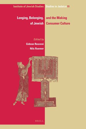 Cover Longing, Belonging, and the Making of Jewish Consumer Culture
