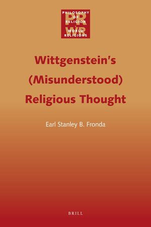 Cover Wittgenstein's (Misunderstood) Religious Thought