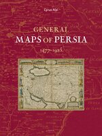 Cover General Maps of Persia 1477 - 1925