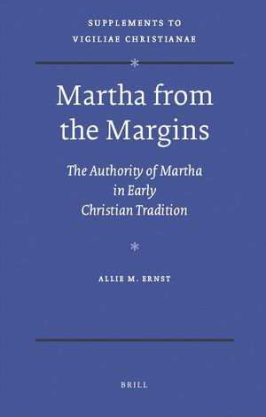 Cover Martha from the Margins