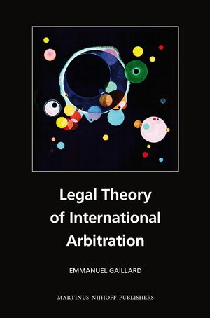 Cover Legal Theory of International Arbitration