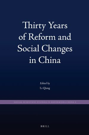 Cover Thirty Years of Reform and Social Changes in China