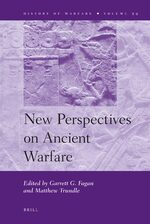 Cover New Perspectives on Ancient Warfare