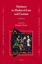 Cover Madness in Medieval Law and Custom