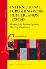 International Publishing in The Netherlands, 1933-1945