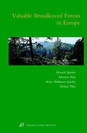 Cover Valuable Broadleaved Forests in Europe
