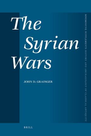 Cover The Syrian Wars