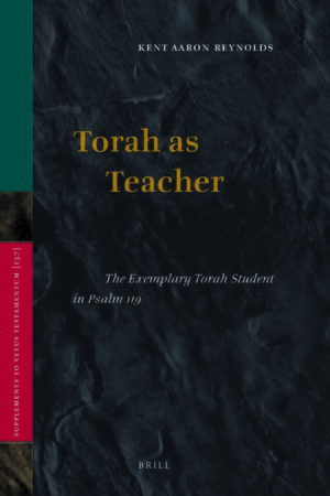 Cover Torah as Teacher