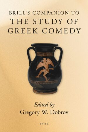 Cover Brill's Companion to the Study of Greek Comedy