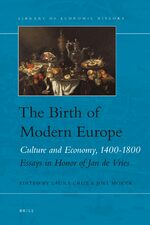 Cover The Birth of Modern Europe
