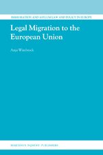 Cover Legal Migration to the European Union