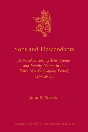 Cover Sons and Descendants
