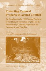 Cover Protecting Cultural Property in Armed Conflict