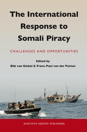 Cover The International Response to Somali Piracy