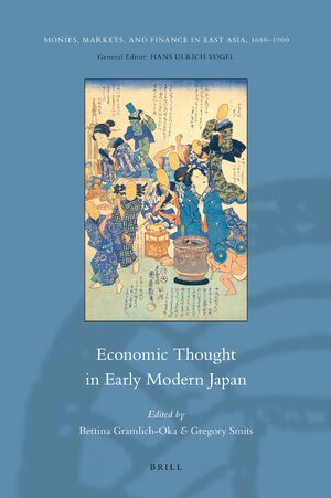 Cover Economic Thought in Early Modern Japan