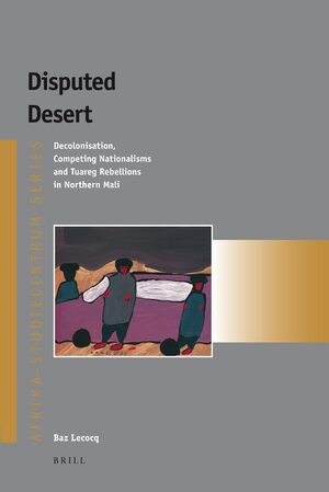 Cover Disputed Desert