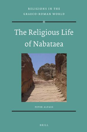 Cover The Religious Life of Nabataea