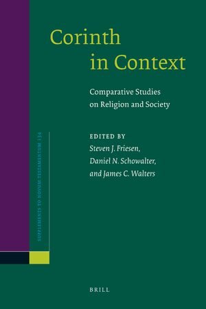 Cover Corinth in Context