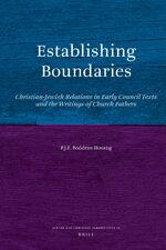 Cover Establishing Boundaries