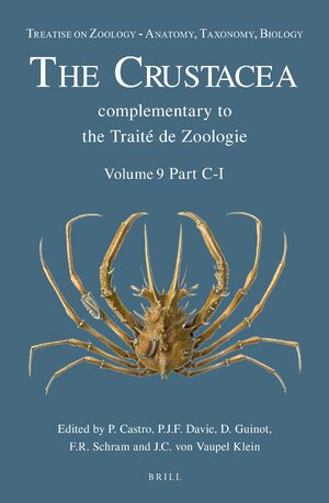 Treatise on Zoology - Anatomy, Taxonomy, Biology. The Crustacea, Volume 9 Part C (2 vols)