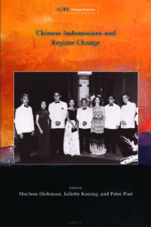 Cover Chinese Indonesians and Regime Change