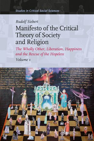 Cover Manifesto of the Critical Theory of Society and Religion