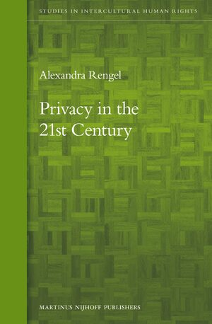 Privacy in the 21st Century