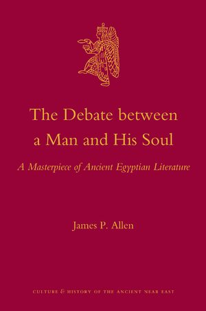Cover The Debate Between a Man and His Soul