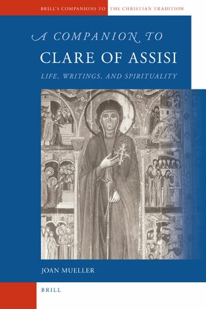 Cover A Companion to Clare of Assisi