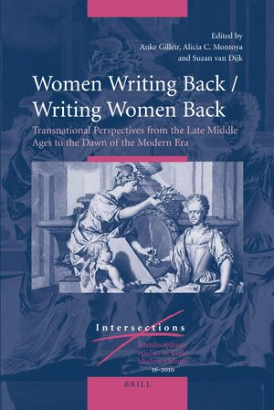 Cover Women Writing Back / Writing Women Back